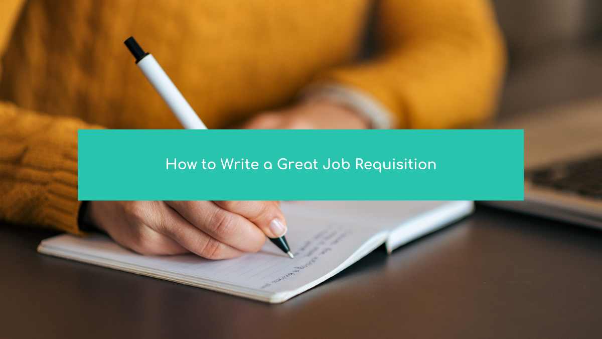 Useful Information About Job Requisitions